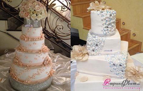 Euphoria cake - հարսանյաց տորթ ծաղիկներով