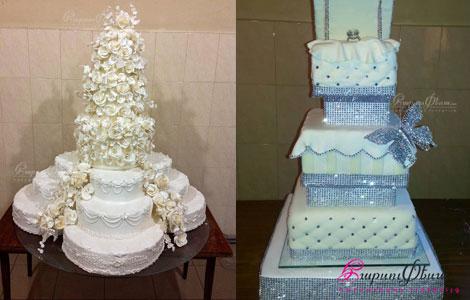 Maremo Cakes - harsanekan tort, wedding cakes