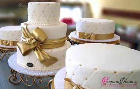 MONO PATISSERIE шикарный торт для свадебного торжества