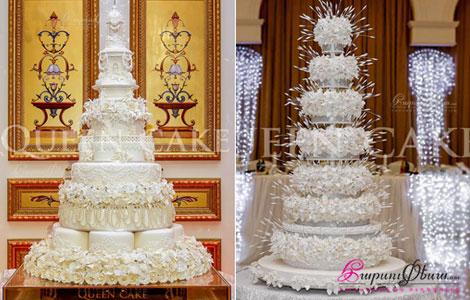 Harsanekan tort Queen Cake