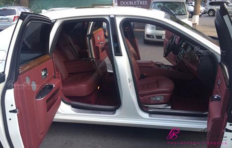 Elitar harsanekan meqena varordov Rolls-Royce Ghost
