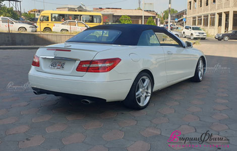 Cabriolet harsanyac ariti hamar - Mercedes CLK