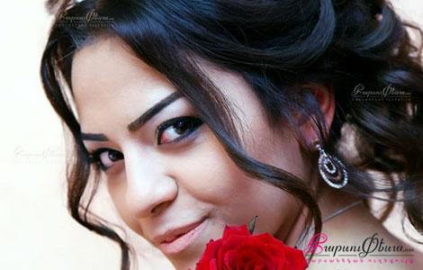 Свадебный образ невесты от Ани Make Up