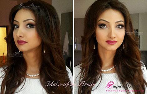 Make Up by Armin - свадебный макияж для невесты
