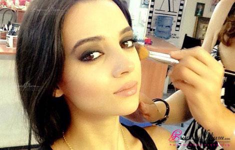Make Up Edita - ոճաբանը  ստեղծում է հարսի կերպարը