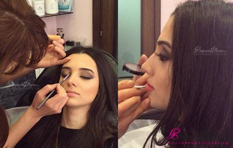 Make Up Edita - свадебная прическа и безупречный макияж невесты