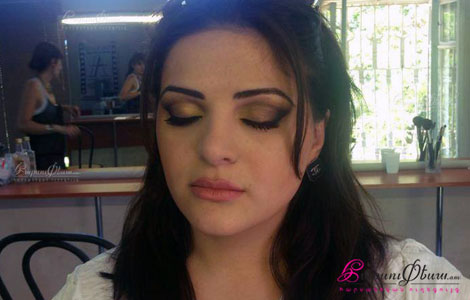 Make Up Edita - harsanekan dimahardarum, harsi make up