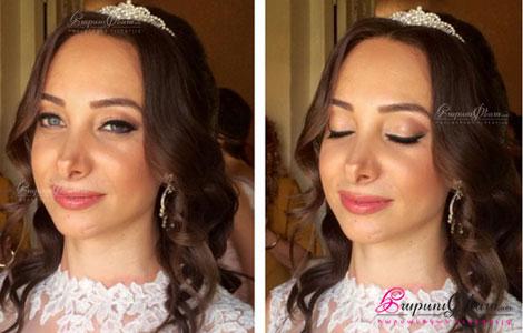 Irina Make Up - Вечерний макияж невесты