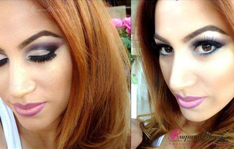 NV Dovlatyan Make Up - Свадебный макияж для невесты