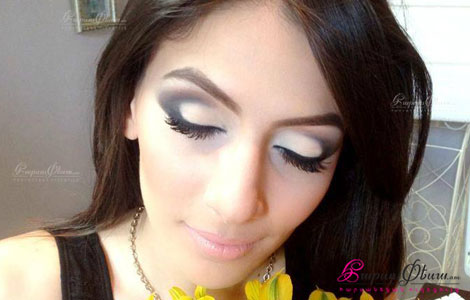 NV Dovlatyan Make Up - harsi kerpari make up