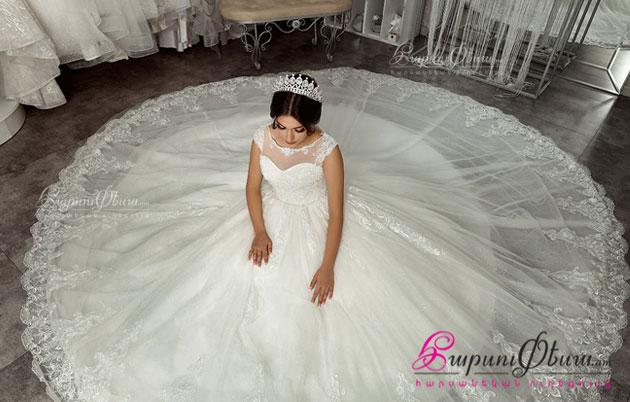 Fiore Bridal Boutique հարսանյաց սրահի հարսանեկան զգեստ, շոր