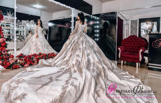 Свадебное платье от свадебного салона Марена