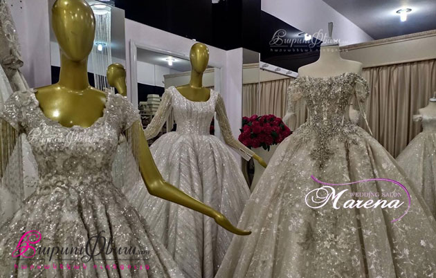 Maren wedding dress salon in Yerevan