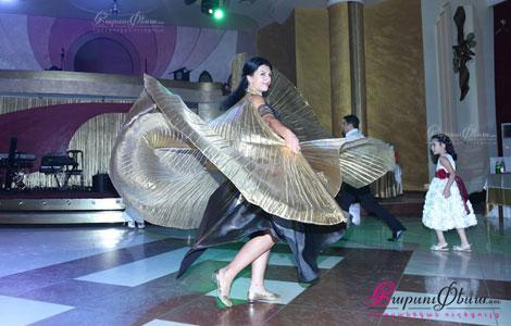 ԷԼԴՈՐԱԴՈ - արաբական պարային շոու հարսանիքի ժամանակ
