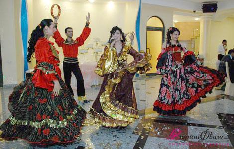 Էլդորադո գնչուական պարային շոու ծրագիր հարսանիքին