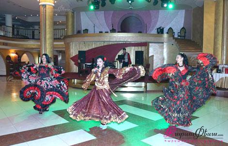 Эльдорадо - шоу программа цыанского ансамбля на свадьбе