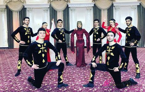 Khachatryan Dance Show - harsi ev pesai par