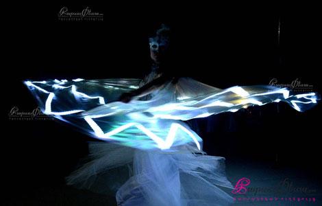 Lianna Khachatryani harsanekan  par show LED hagustov
