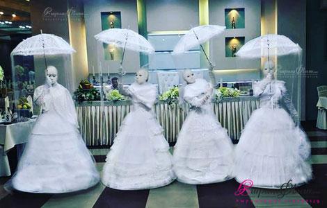 MA Dance - օրիգինալ հարսի պար կավե պարուհիներով