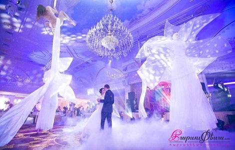 Постановка танцевальной шоу программы для свадьбы от Ирен Улихановой