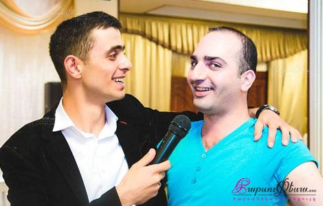 Tamada Aram Goreyany harsaniqin mrcuit kazmakerpelis