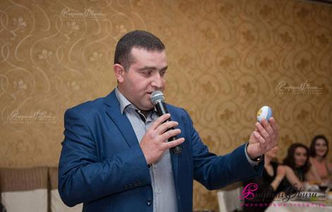 Tamada Aram Khachatryany harsaniqin harsn u pesayin kenac aselis