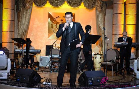 Tamada showman Armen Hakobyany harsanyac handesin