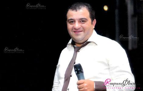 Тамада и ведущий на свадьбе Тигран Гюлумян (Бемел) в свадебном ресторане