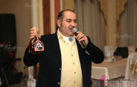 Ведущий на свадьбе Гамлет Махакян