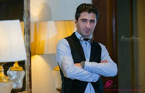 Derasan Sargis Grigoryany harsaniq anckacnelis
