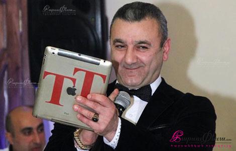 Jutakahar ev tamada Tigran Khachatryany harsanekan mijocarmany mrcuitin nver handznelis