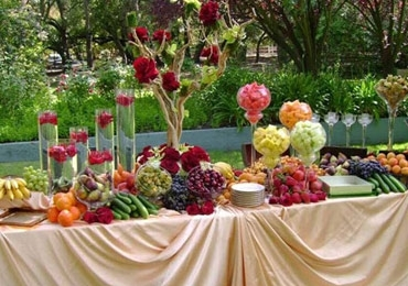 Decor catering