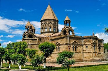 Armenian Churches and Monasteries