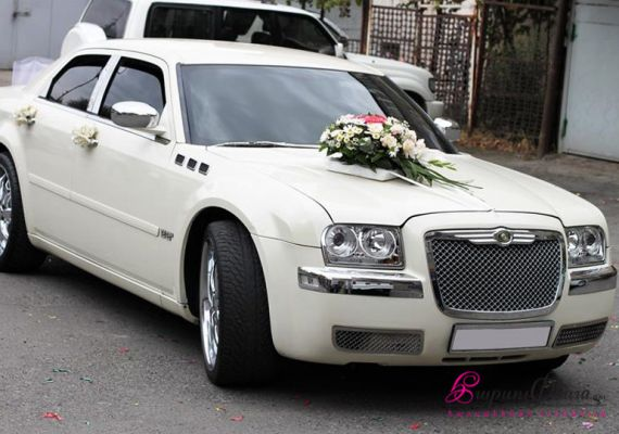 LUX CAR - CHRYSLER 300C