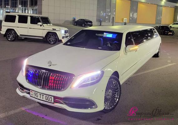 GLOBAL LIMO - INFINITI LIMOUSINE