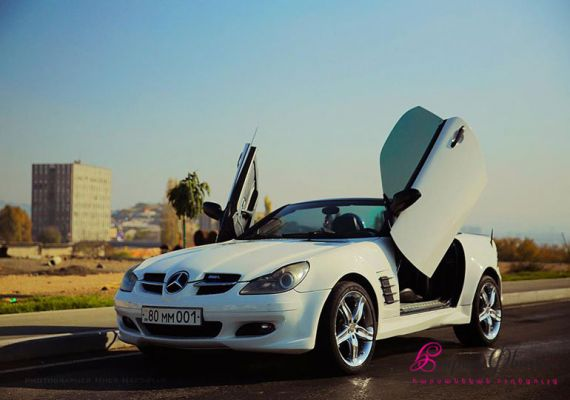 MERCEDES-BENZ SLK REPLICA