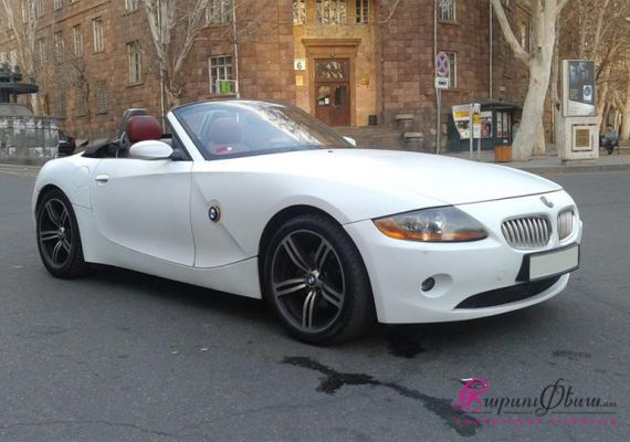 LUX CAR - BMW Z4