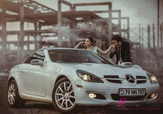 YEREVAN CAR - MERCEDES-BENZ SLK