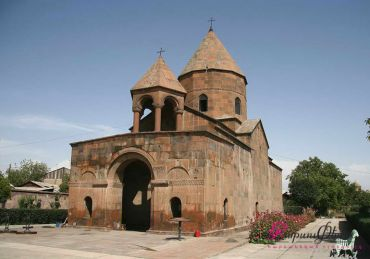 St.Shoghakat Church