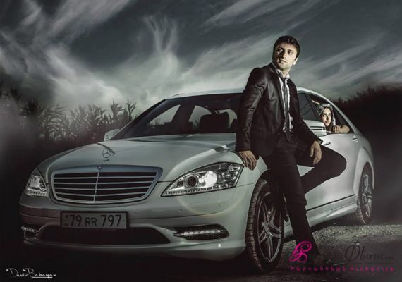 YEREVAN CAR - MERCEDES-BENZ S550 (W221)