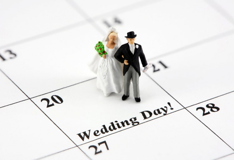WEDDING FENG SHUI – THE CHOICE OF WEDDING DATE