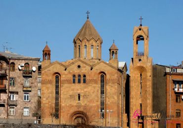 Saint Sargis Vicarial Church