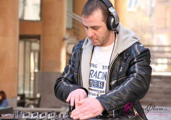 VAHE ARAQELYAN - DJ ONE WAVE