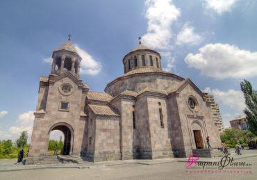 St. Sarkis Church (Nor Nork)